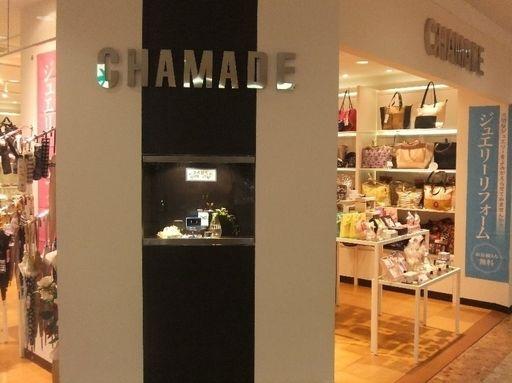 CHAMADE シャマード【イシバシプラザ2F】